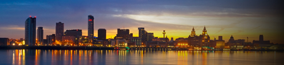 Liverpool waterfront and Pier Head by Steve McCoy