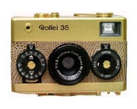 Rollei 35 50th Anniversary model